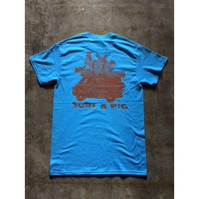 画像1: メンズプリントTシャツ ST-4