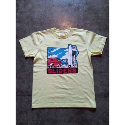 画像1: メンズ プリントTシャツ ST-17
