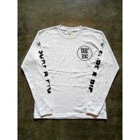 メンズ プリントロングスリーブTシャツ LT-2