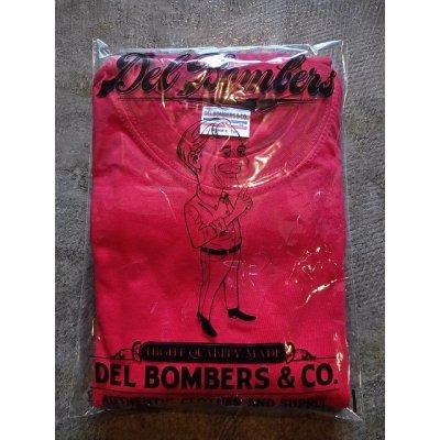 画像1: Delbombers & Co. 2パックTシャツ(クルーネック) DUT-1