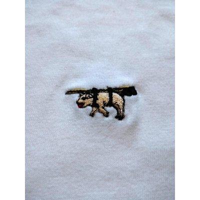 画像2: メンズ 刺繍ロングスリーブTシャツ LT-3