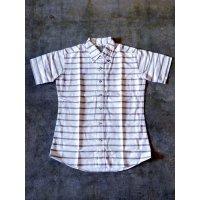 グリーム ショートスリーブボタンダウンシャツ 679-D
