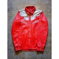 グリーム レザーシャツ 861