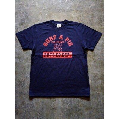 画像1: メンズ プリントTシャツ ST-23